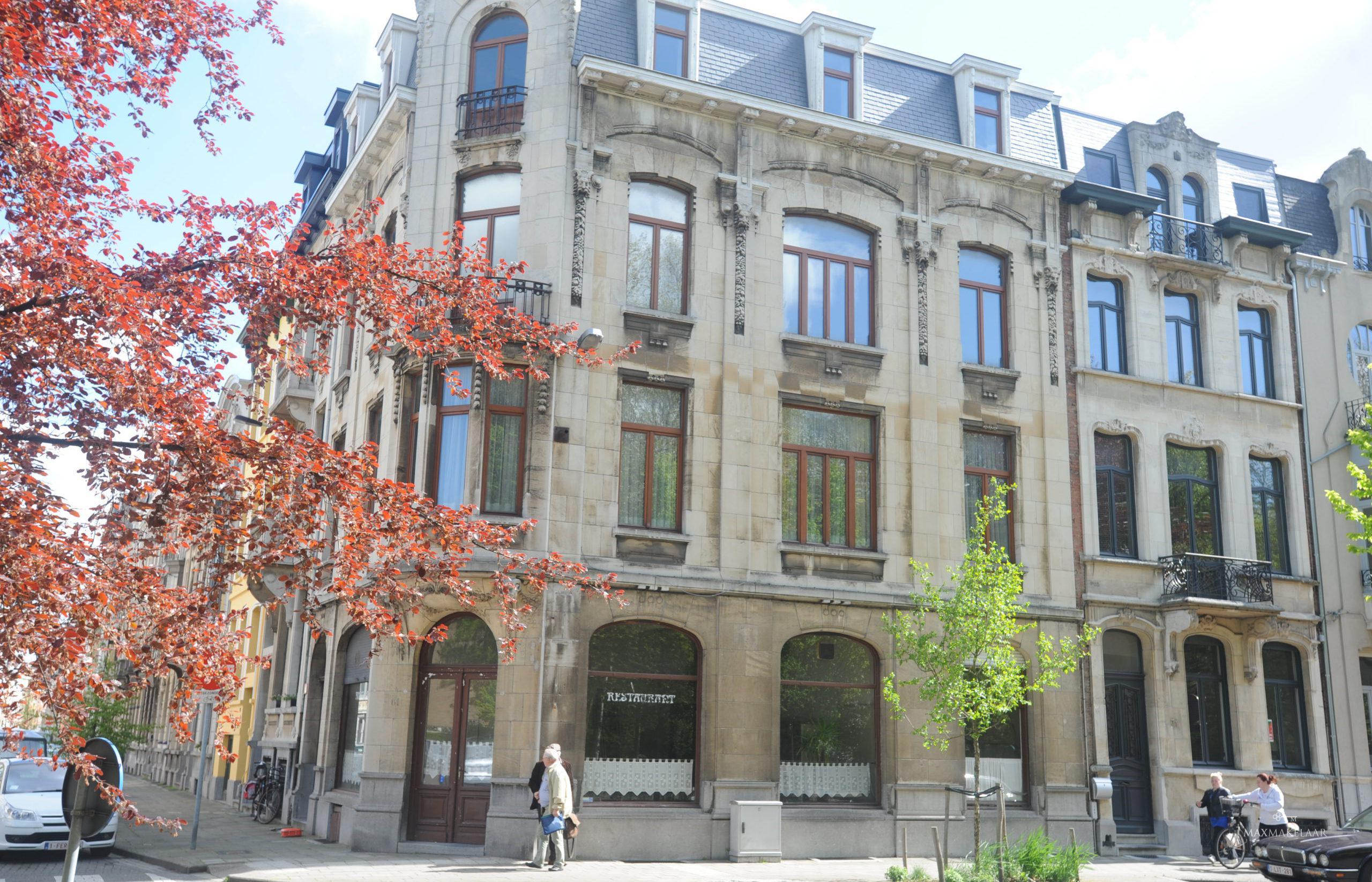 Handelspand te Antwerpen