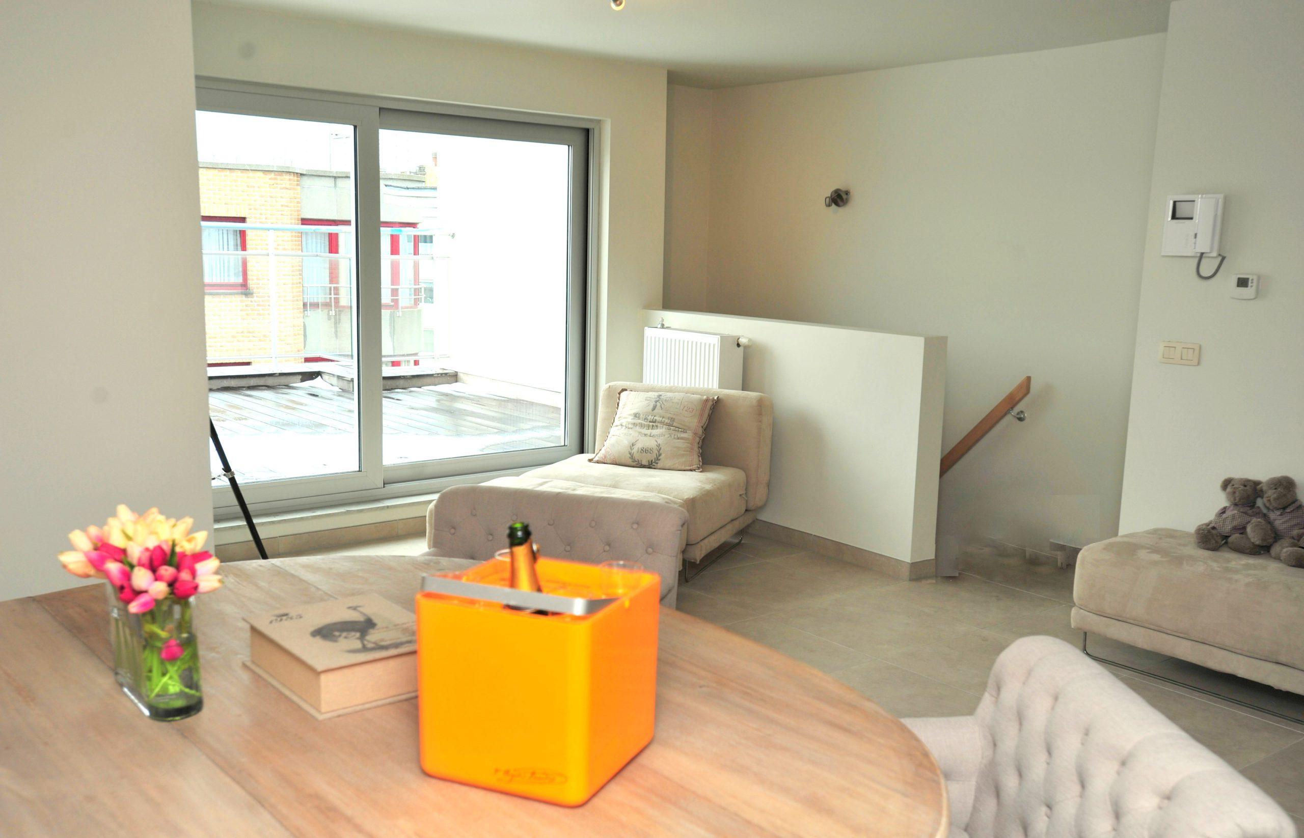Duplex nieuwbouw te Oostende