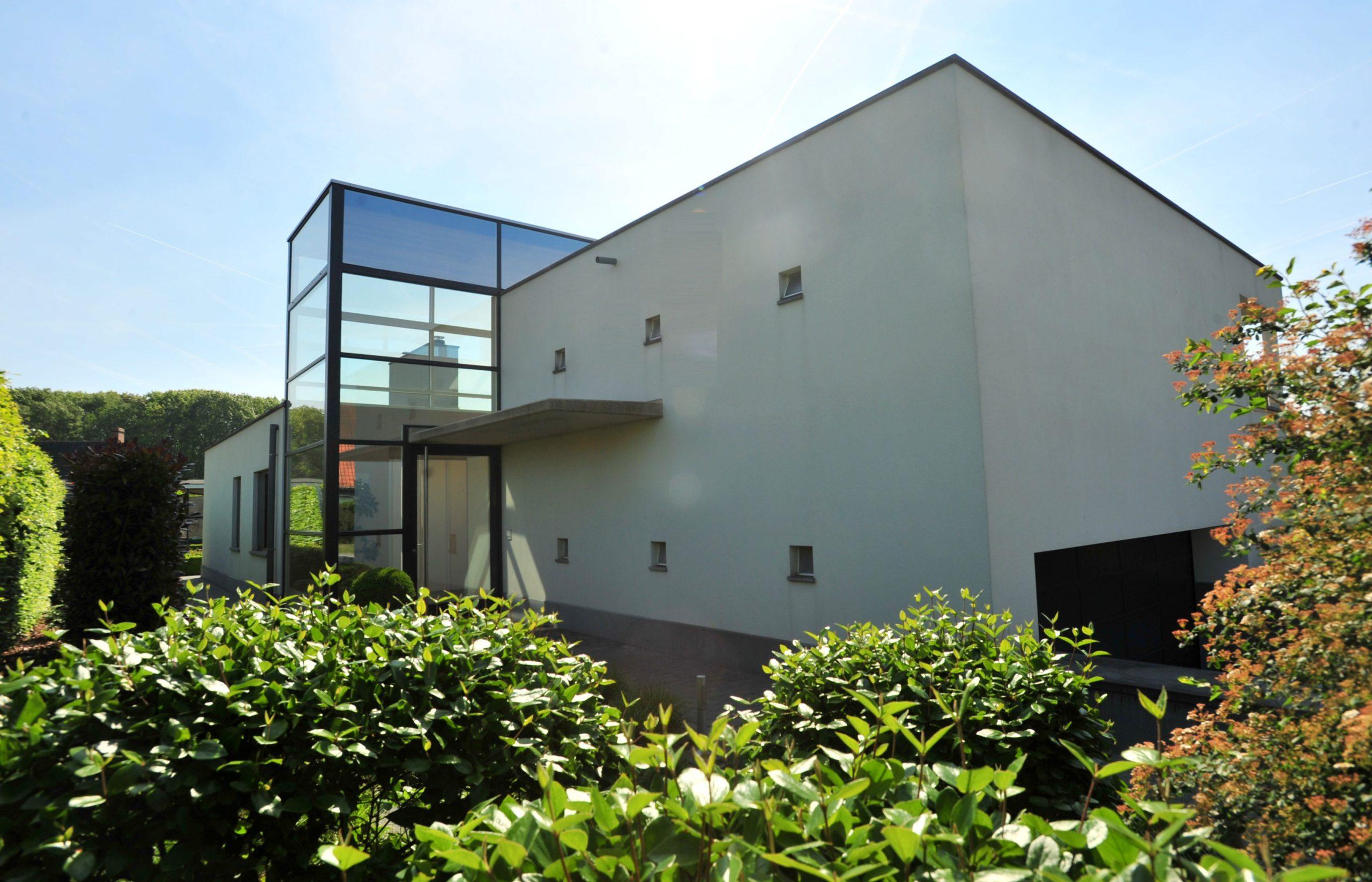 Villa te Jabbeke