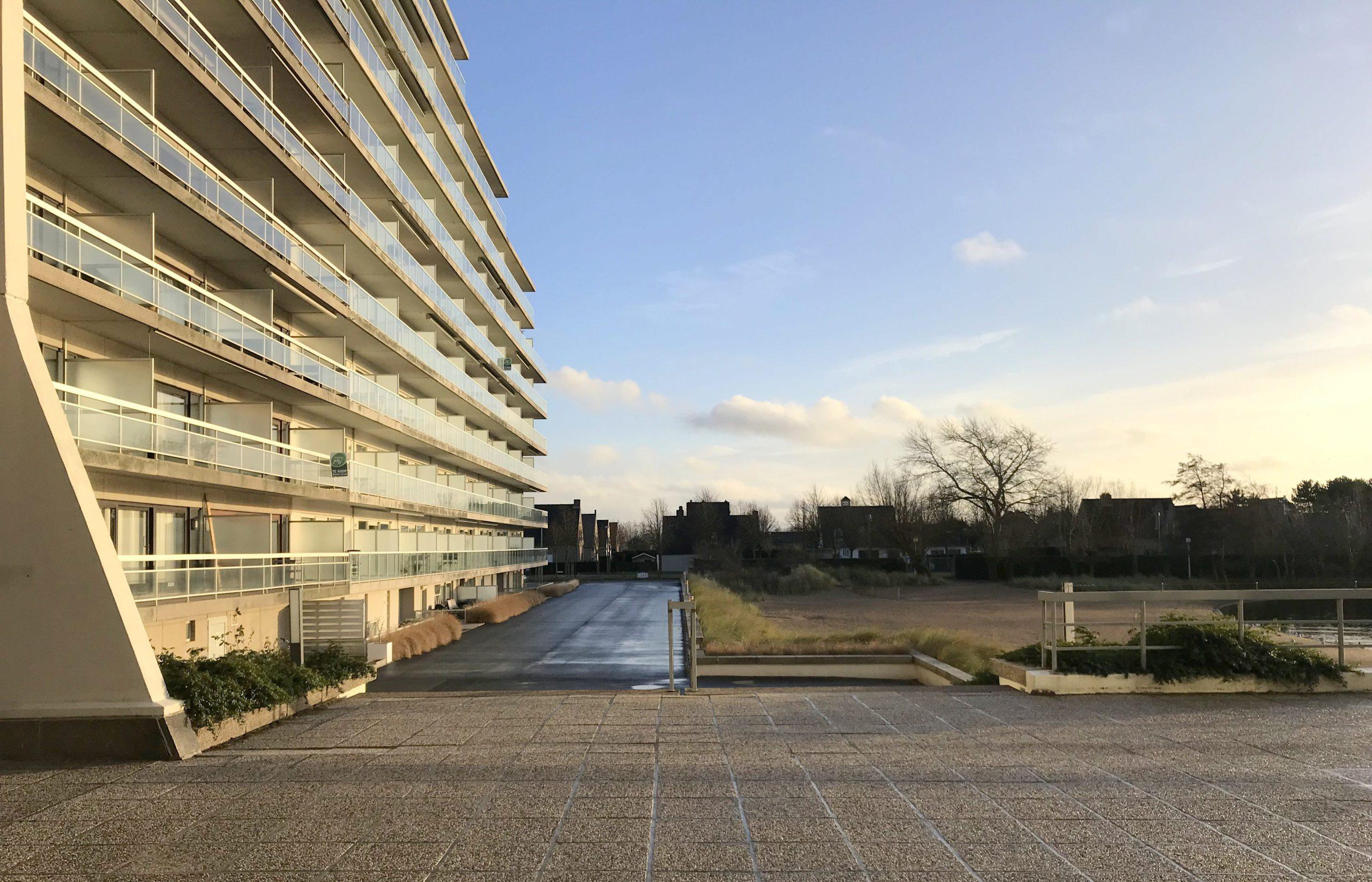 Appartement te Knokke-Heist