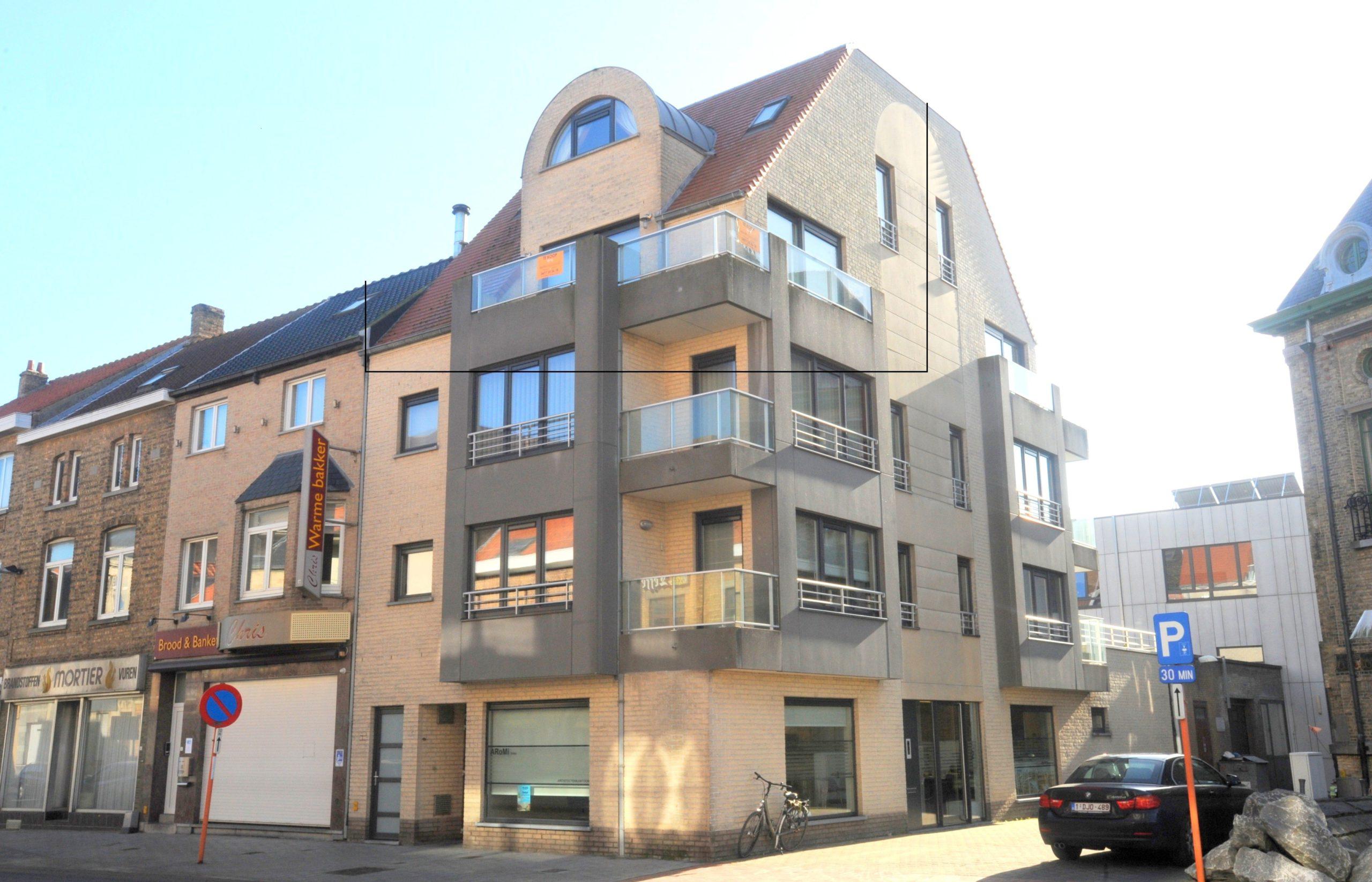 Penthouse te Middelkerke