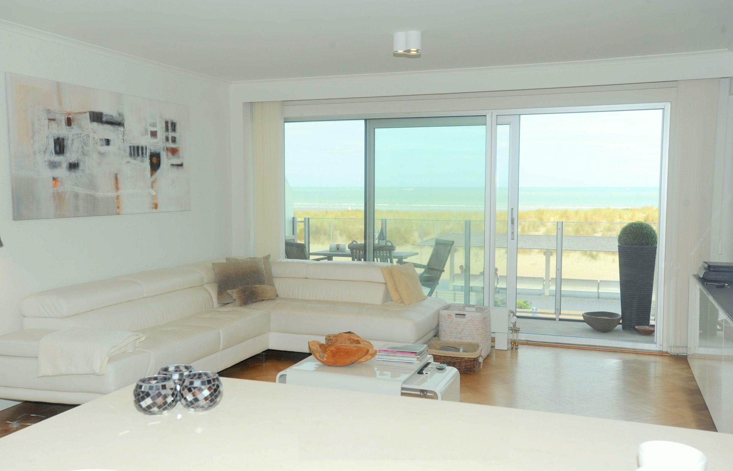 Appartement met zeezicht te Nieuwpoort