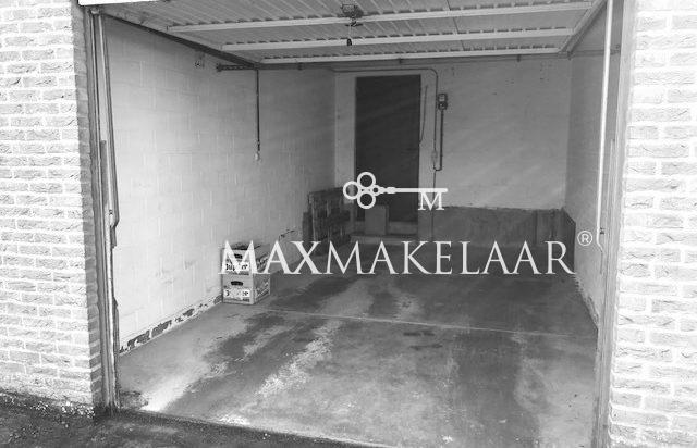 Gesloten garagebox te Blankenberge