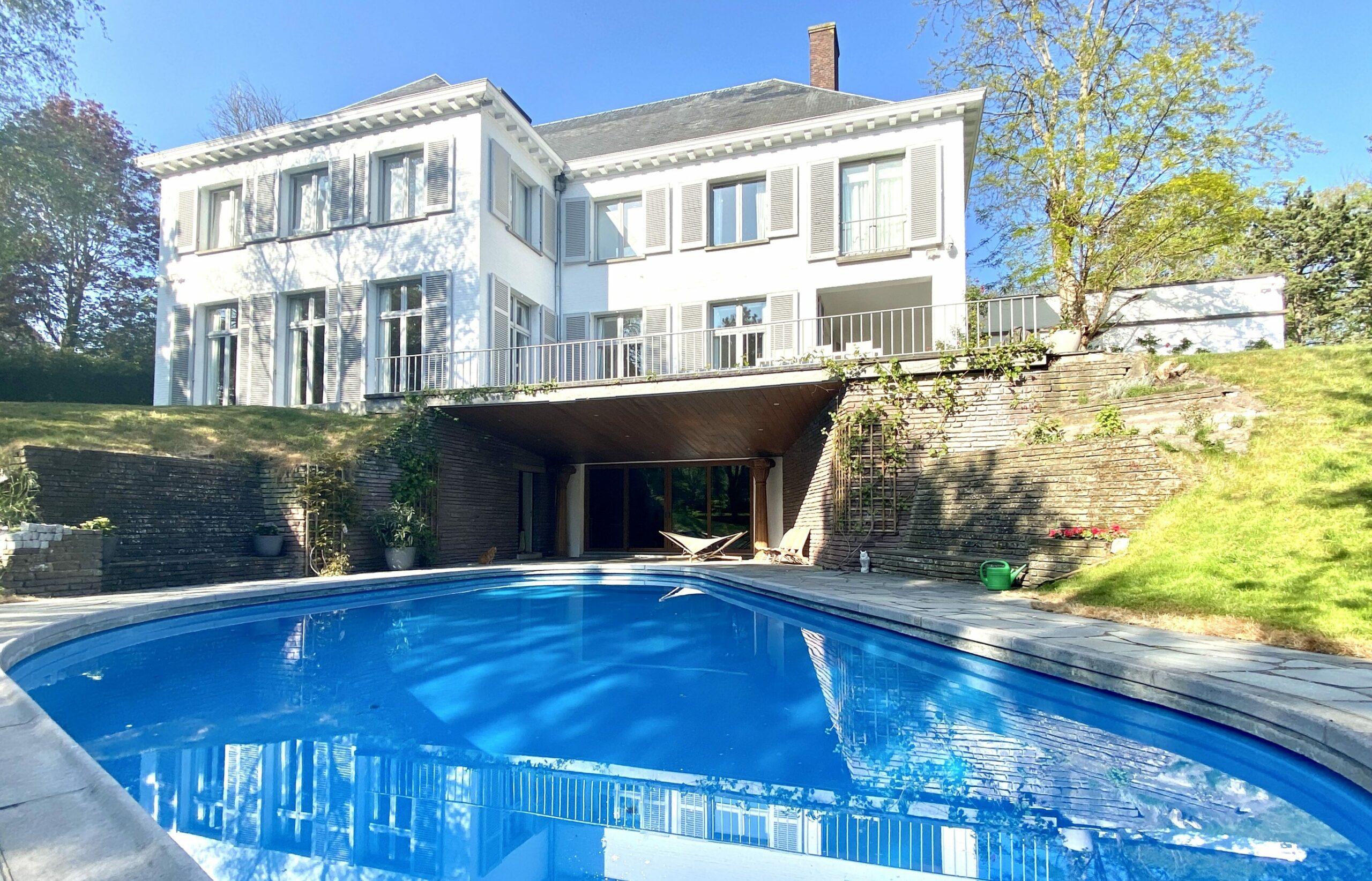 Prachtvilla met zwembad