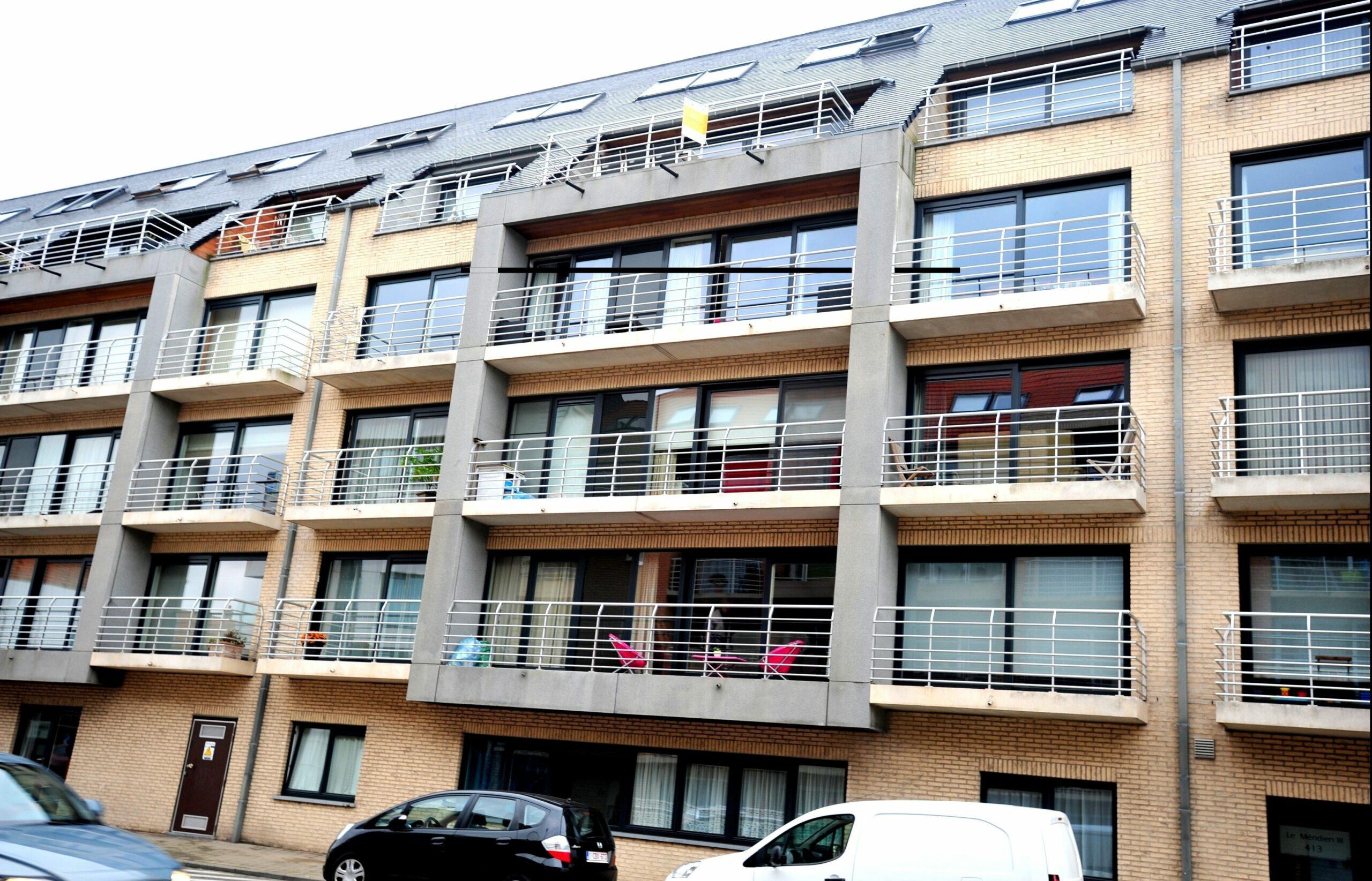 2 appartementen te Oostende