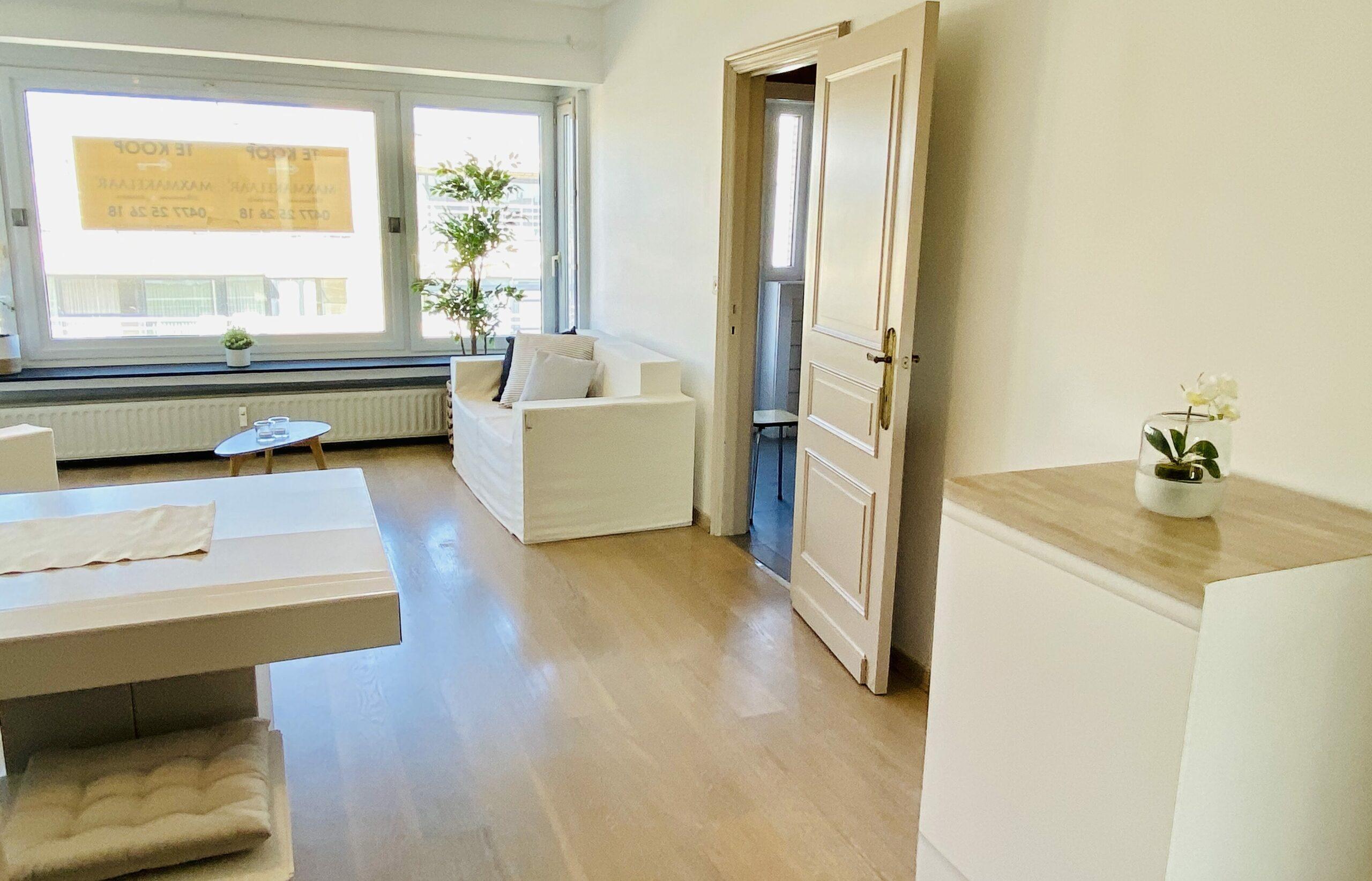 Aangenaam appartement op mooie locatie