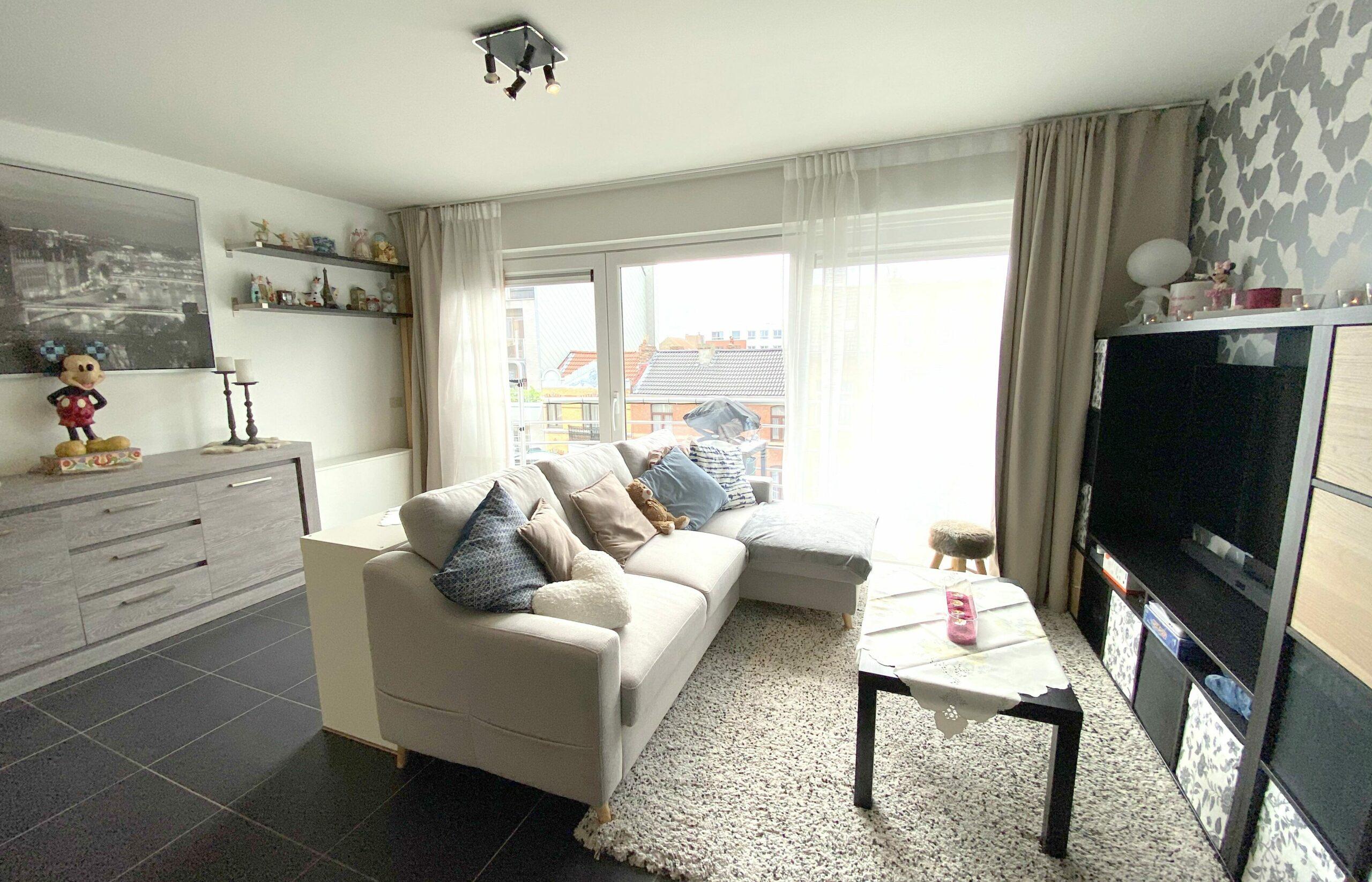 Recent gezellig appartement