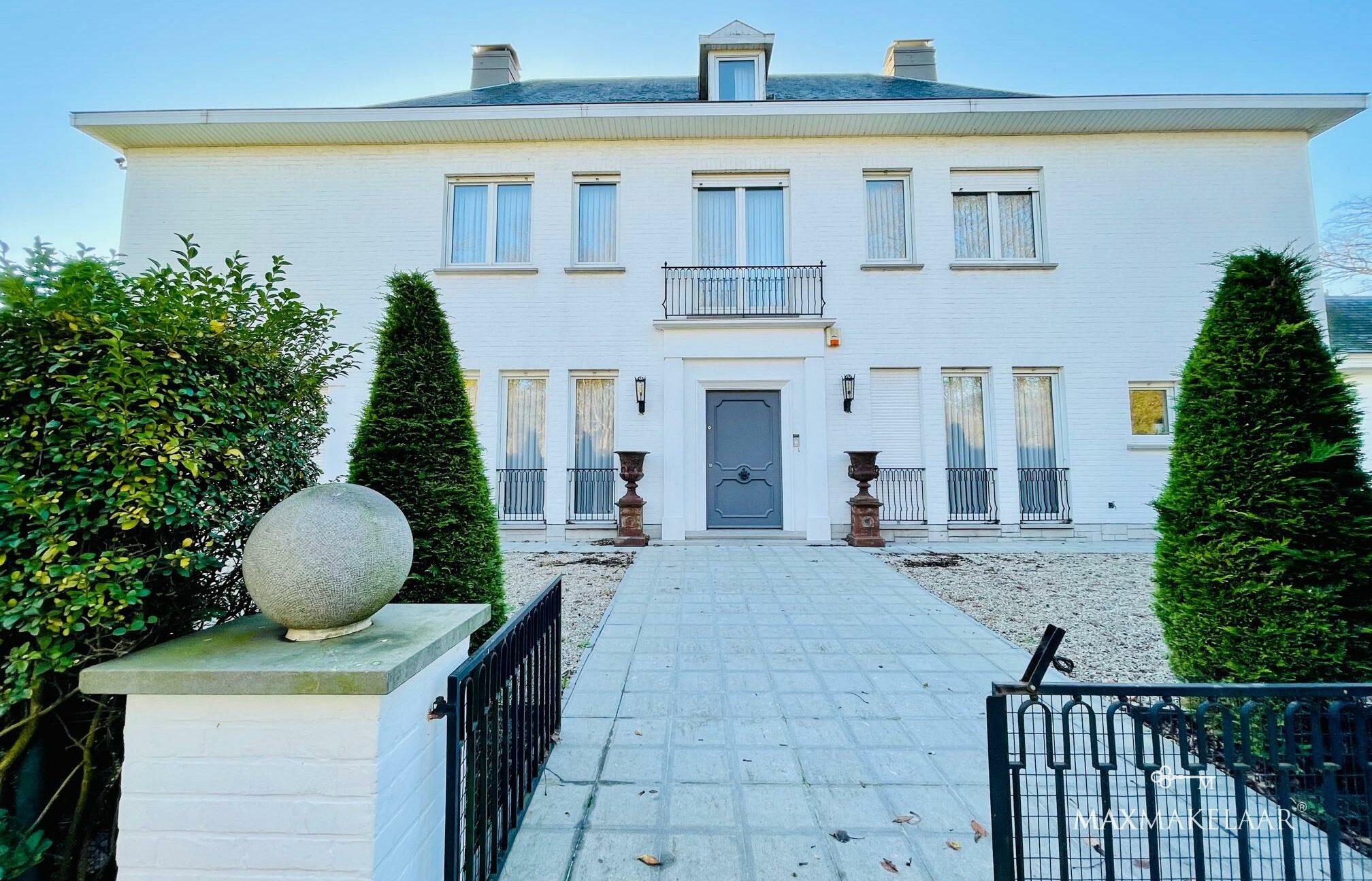 Luxe villa met smaak gerenoveerd